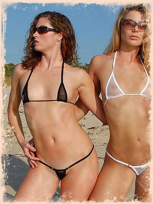Amber and Candace enjoy the beach