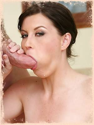 Sara Stone Takes A Fat Cock Deep In Her Plump Slot