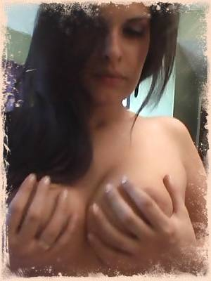 Sophia And Her Big Tits Suck Fuck And Get Popped On By Her Boy Toy