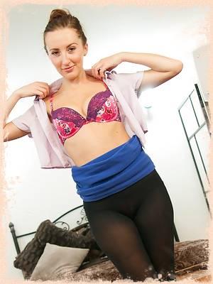 Sophia's Sexy Legwear Photos